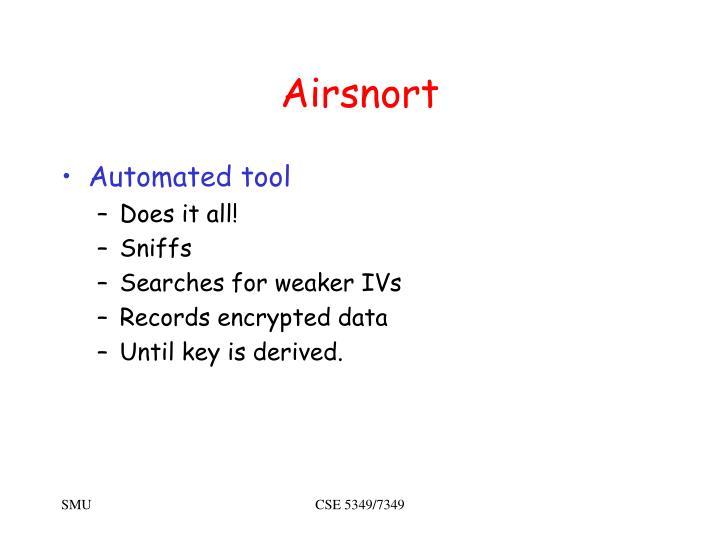 Airsnort