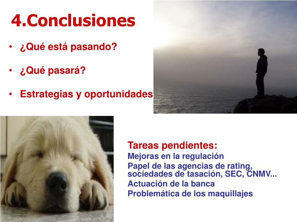 4.Conclusiones