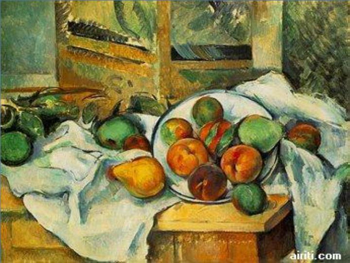 桌布與水果
