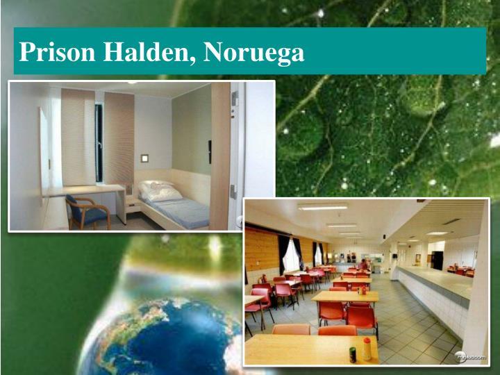 Prison Halden, Noruega