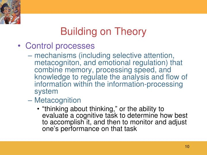 Building on Theory