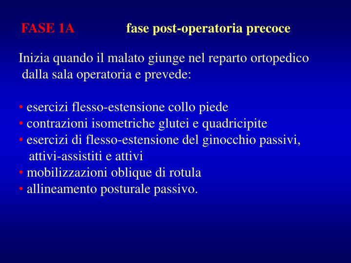 FASE 1A