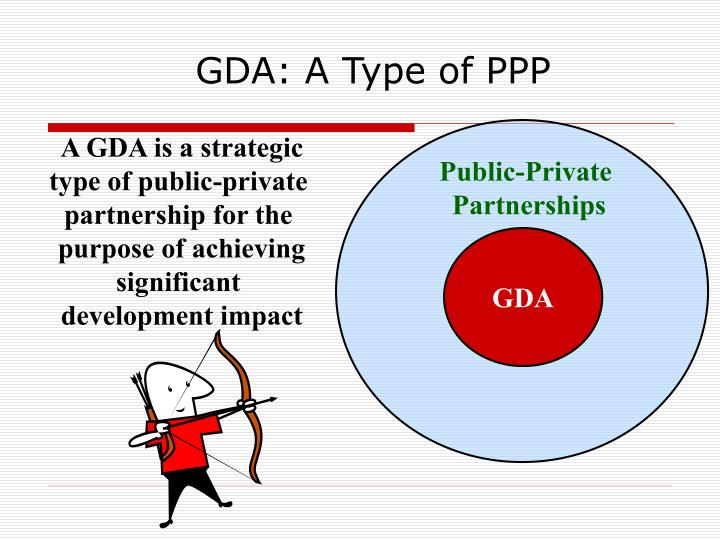 GDA: A Type of PPP