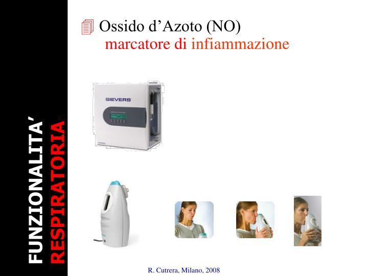Ossido d'Azoto (NO)