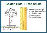golden rule tree of life