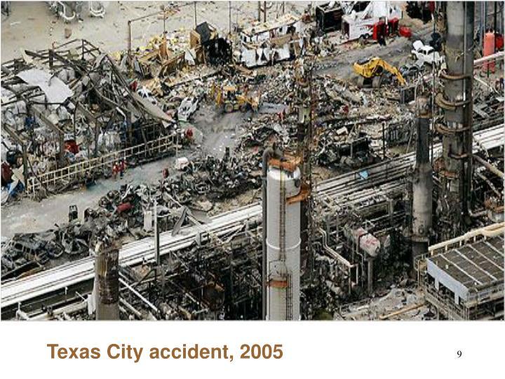 Texas City accident, 2005