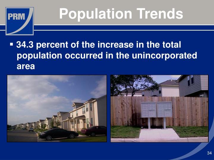 Population Trends