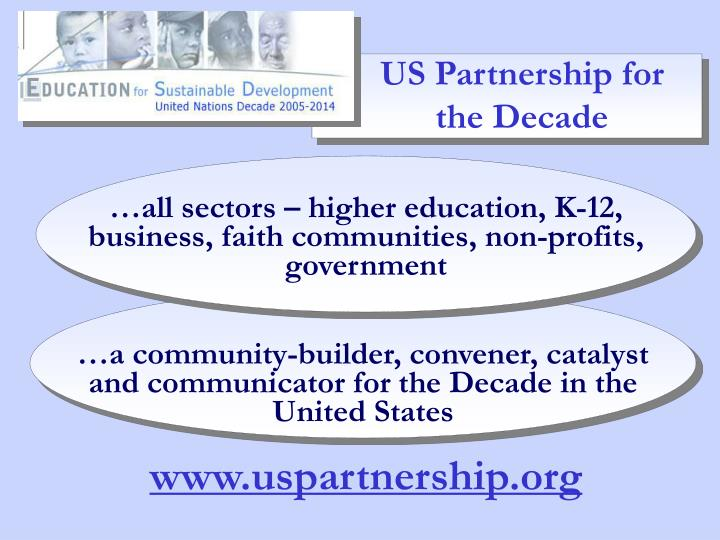 US Partnership for the Decade