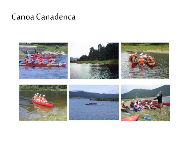 Canoa Canadenca