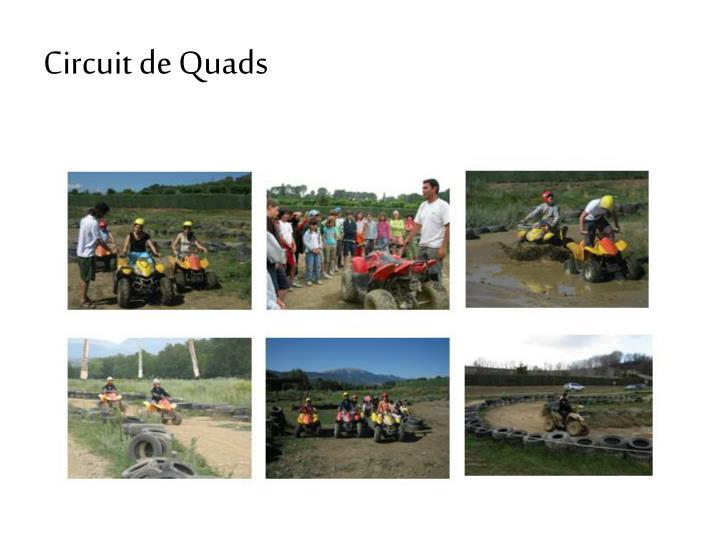 Circuit de Quads