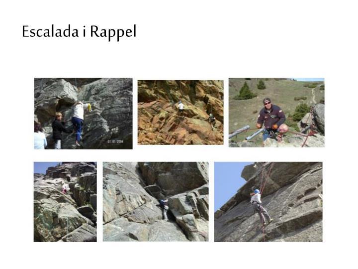 Escalada i Rappel