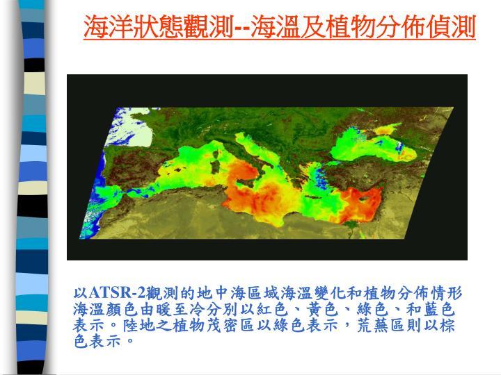 海洋狀態觀測