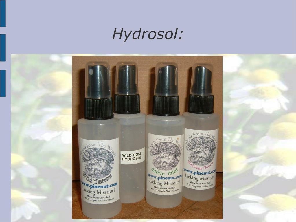 Hydrosol: