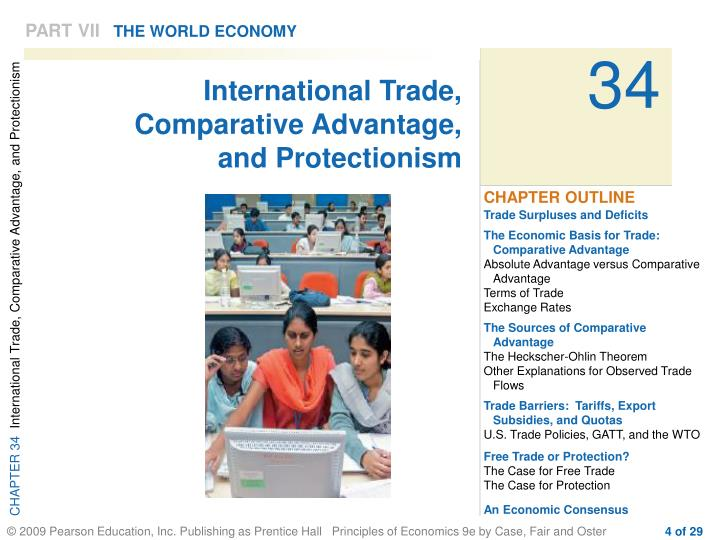 International Trade,