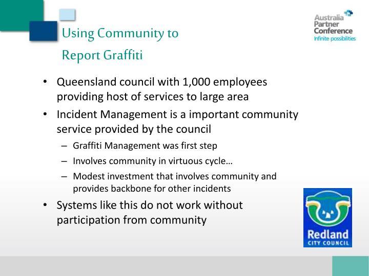 Using Community to