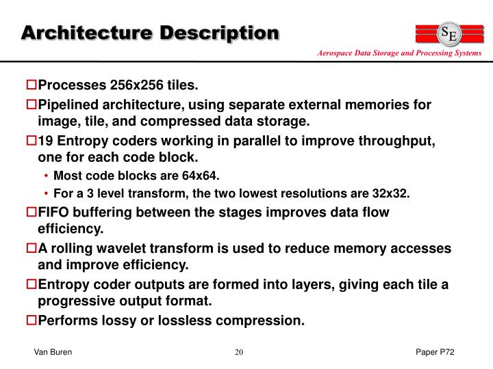 Architecture Description