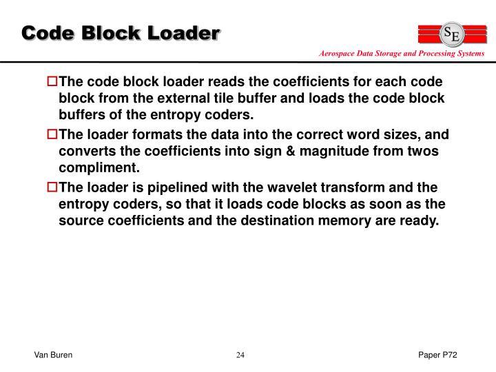 Code Block Loader