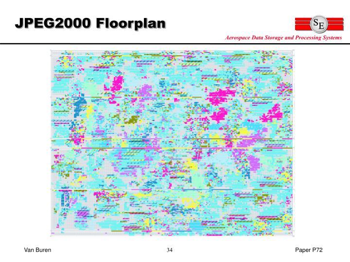 JPEG2000 Floorplan