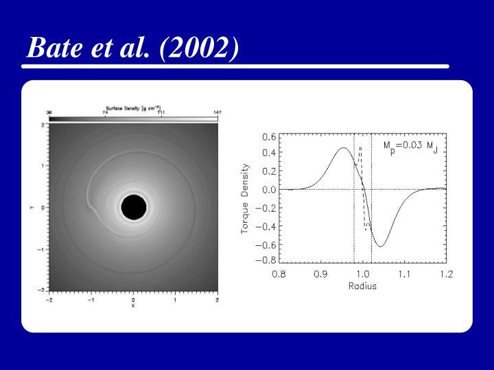 Bate et al. (2002)