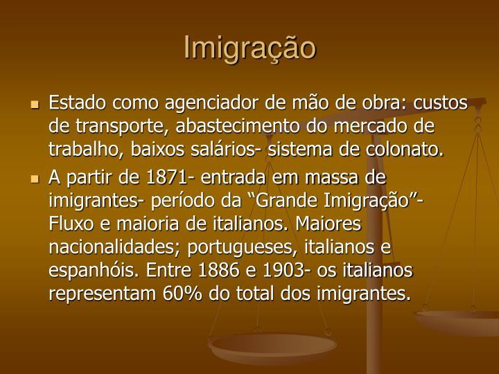 Imigração