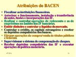 atribui es do bacen
