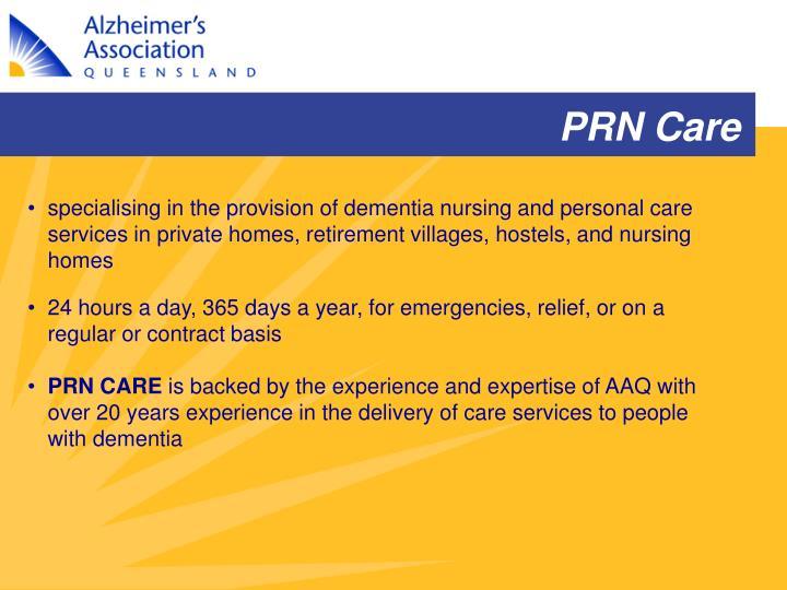 PRN Care