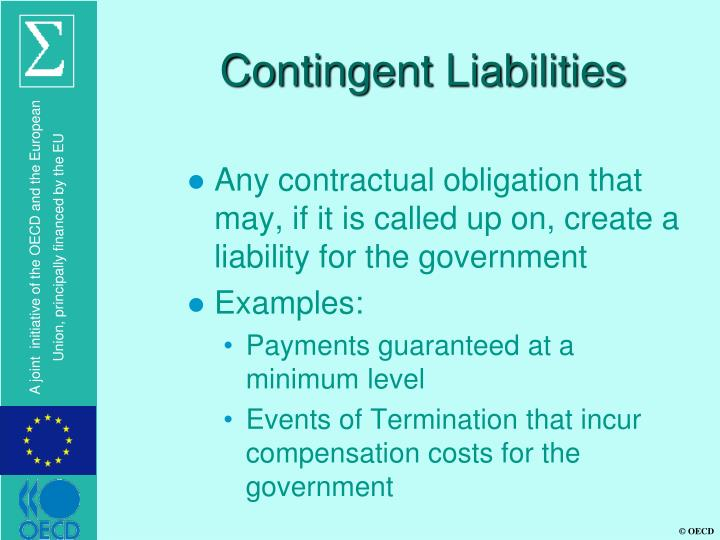 Contingent Liabilities