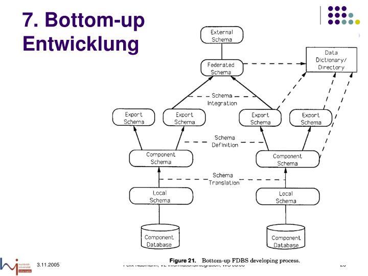 7. Bottom-up