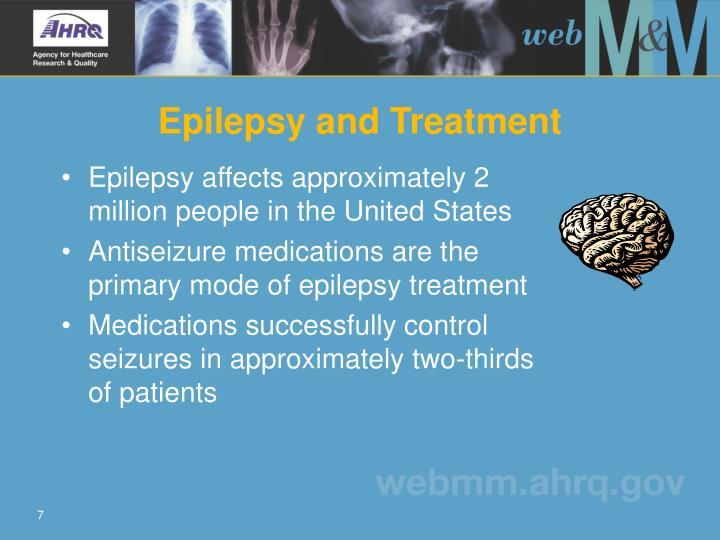 Epilepsy and Treatment