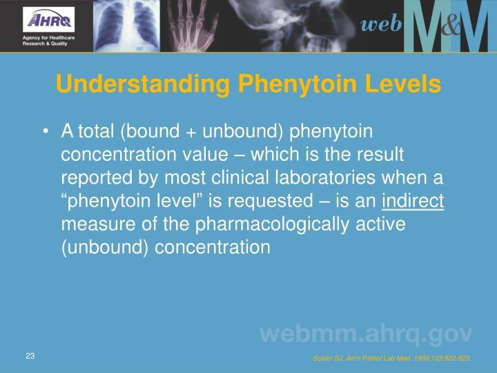 Understanding Phenytoin Levels