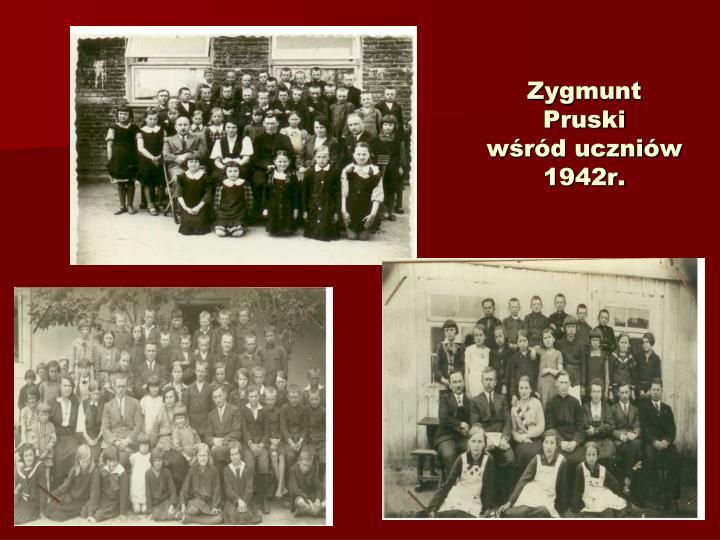 Zygmunt Pruski