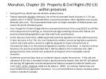 monahan chapter 10 property civil rights 92 13 within provinces