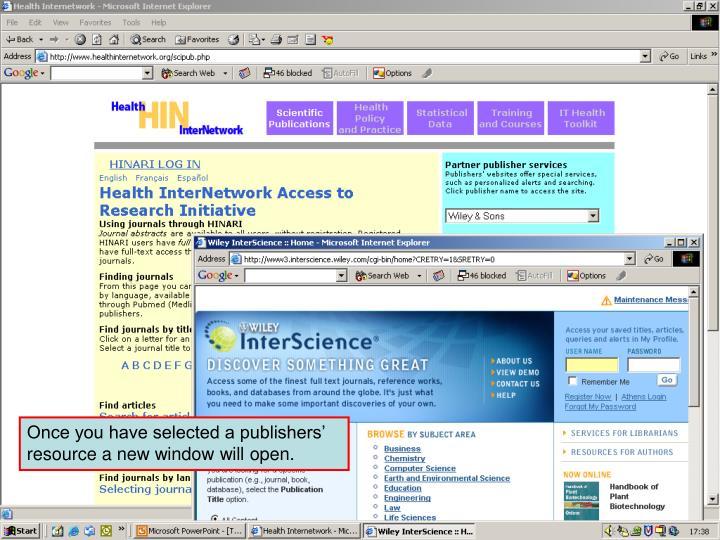 Partner publisher services 2
