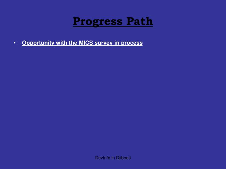 Progress Path