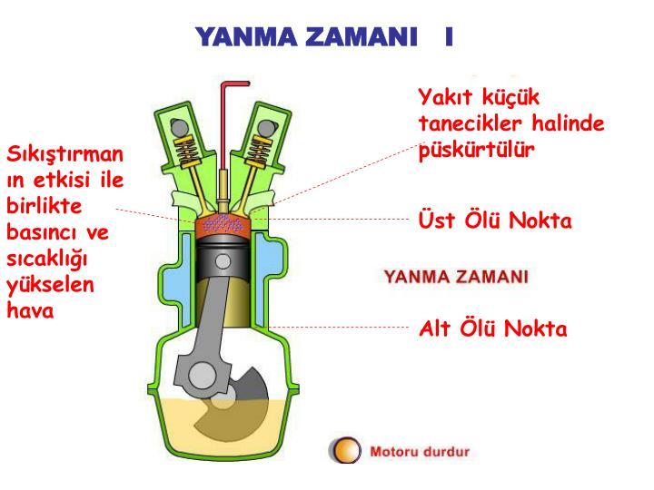 YANMA ZAMANI   I