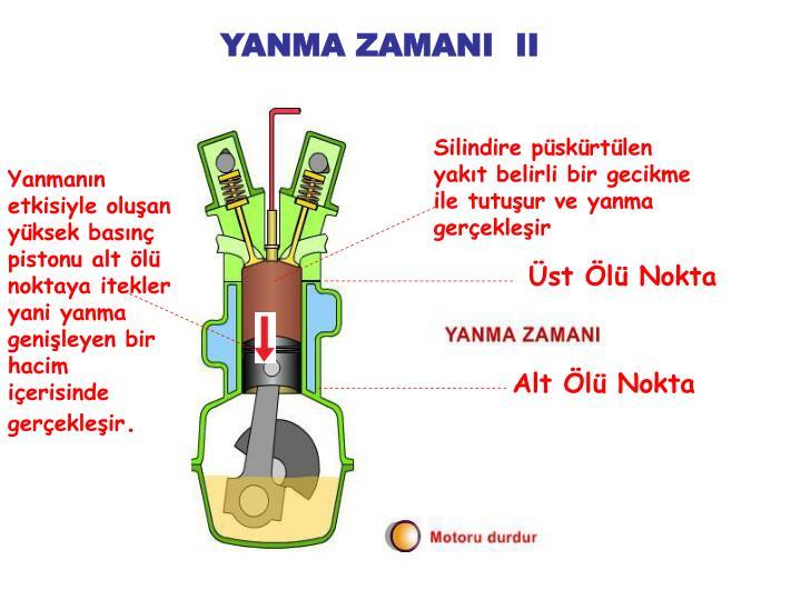 YANMA ZAMANI  II