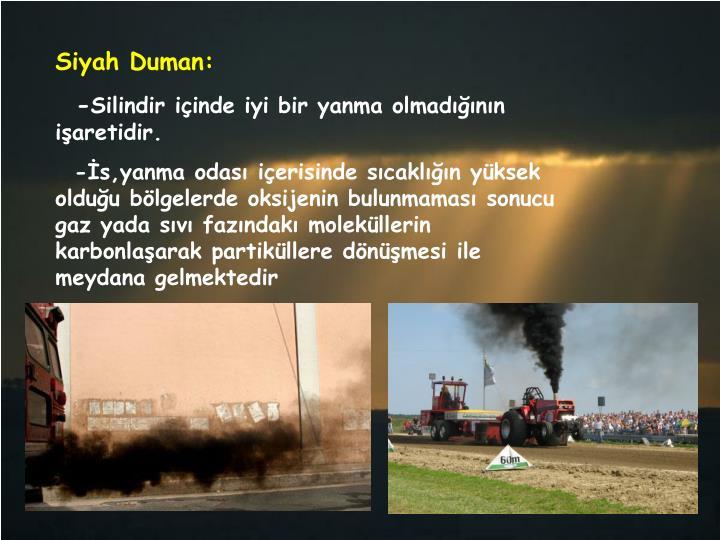 Siyah Duman: