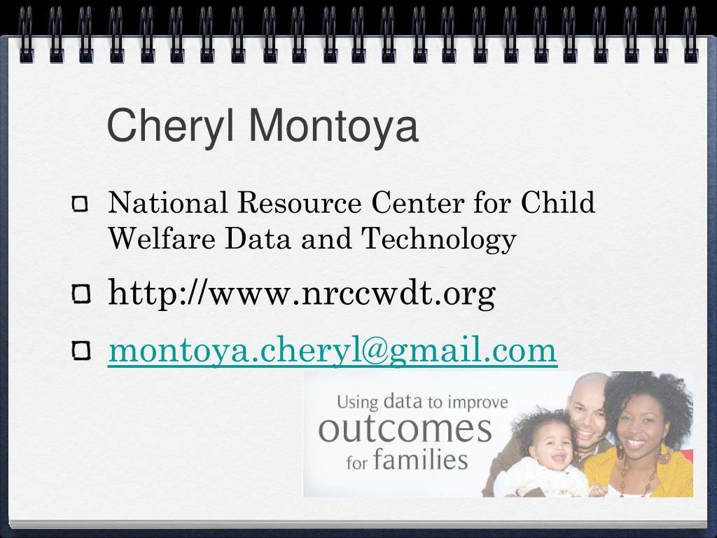 Cheryl Montoya