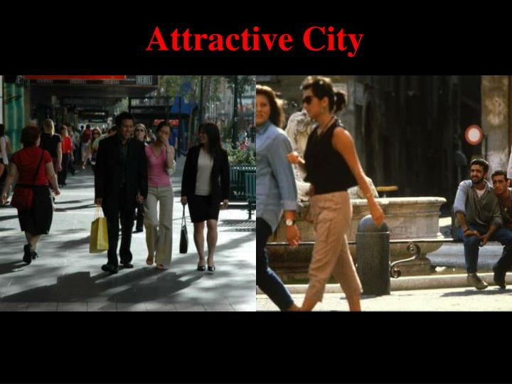 Attractive City