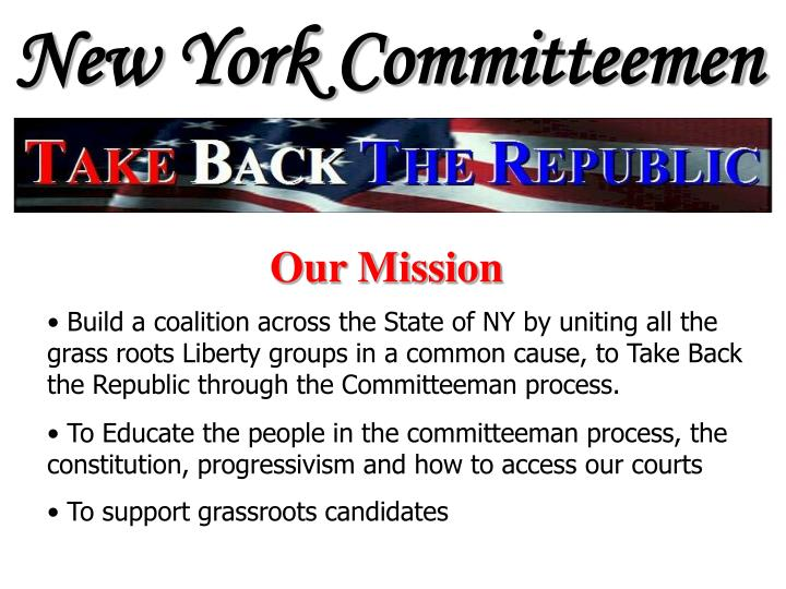 New York Committeemen