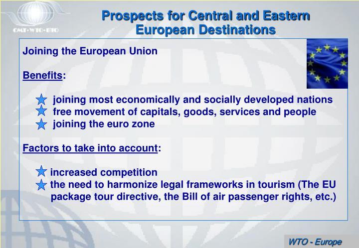 Joining the European Union