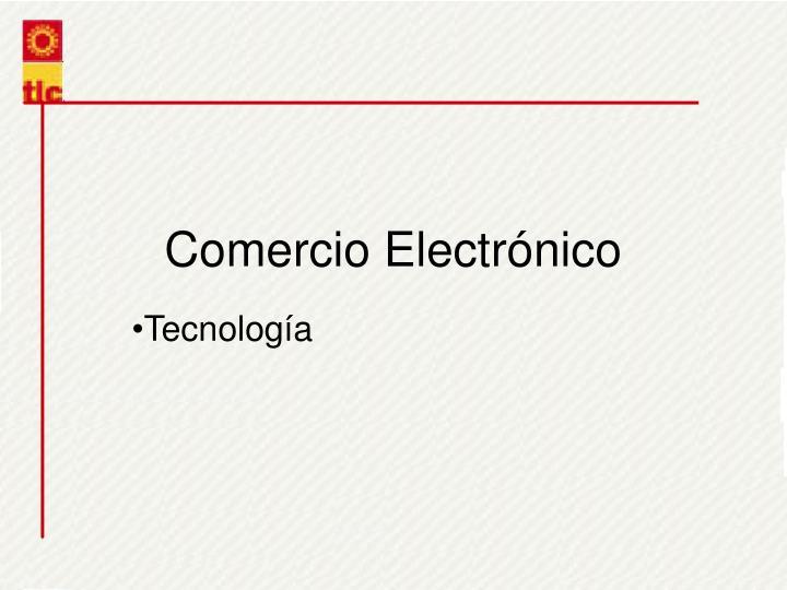 Comercio Electrnico