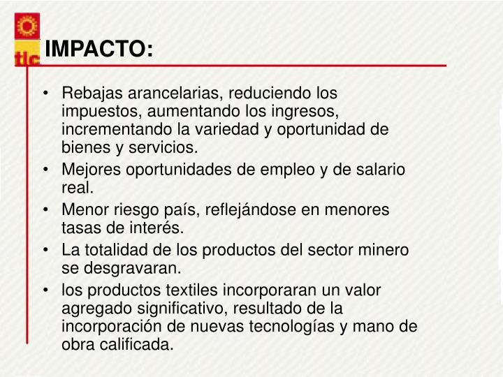 IMPACTO: