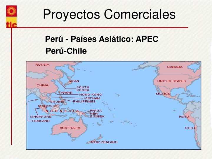 Proyectos Comerciales