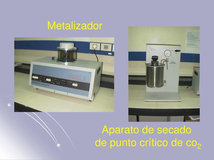 Metalizador