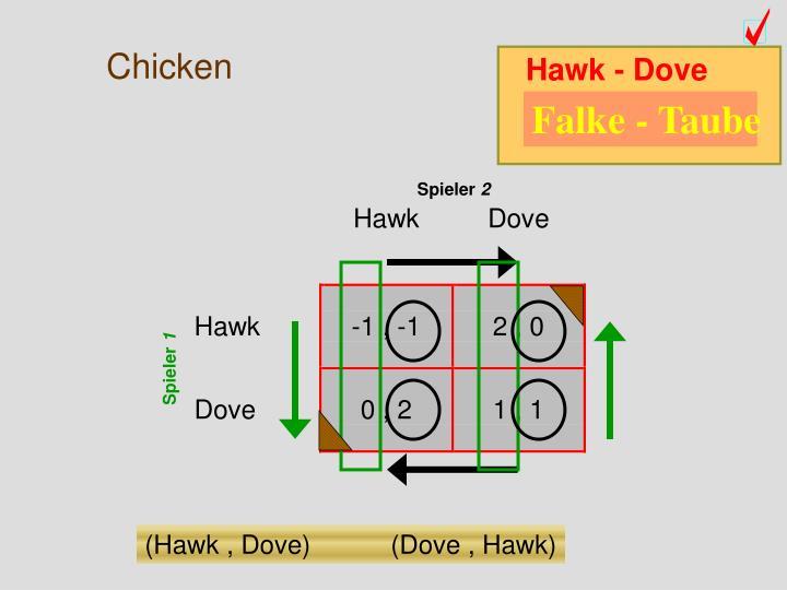 Hawk - Dove