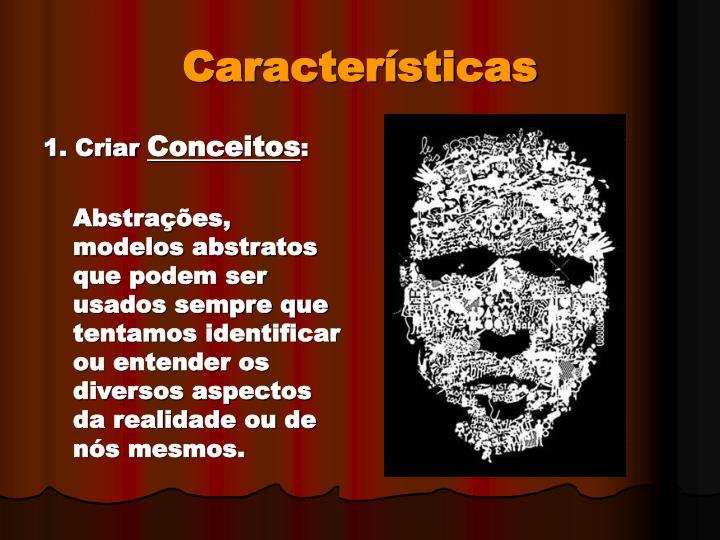 1. Criar