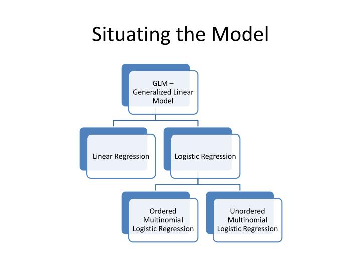 Situating the model