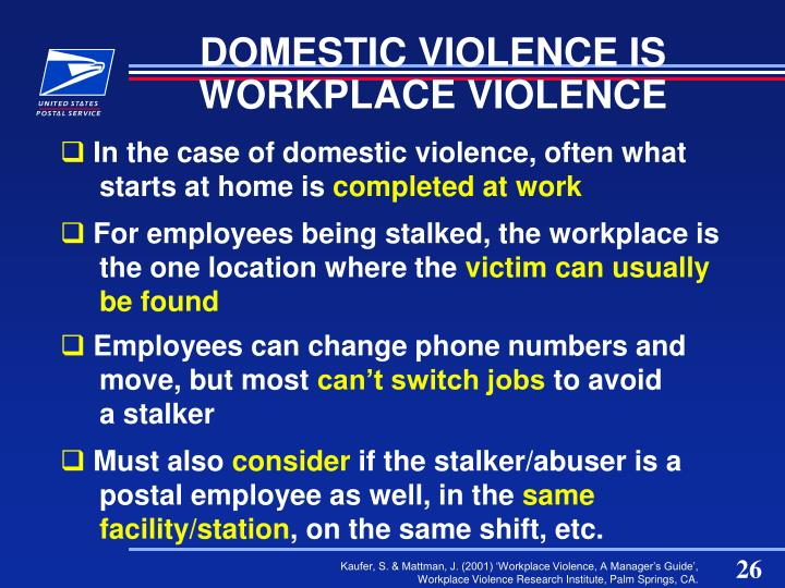 DOMESTIC VIOLENCE IS