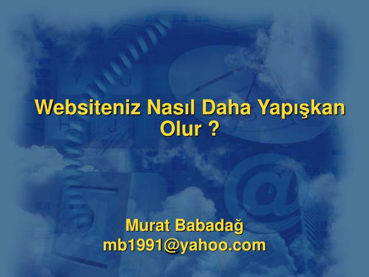 Websiteniz Nas